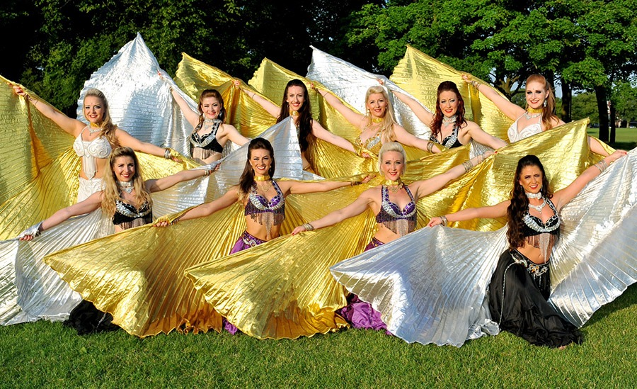 Promo A-List Entertainment Dancer Leicestershire