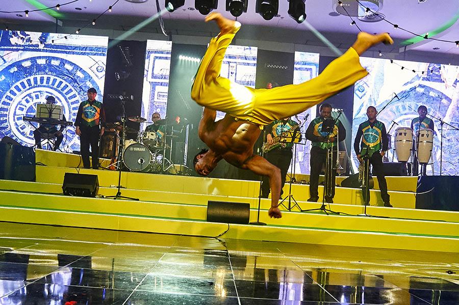 Promo Latamba Show Band Latin Brazilian Show Band London