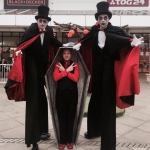 Promo Halloween Characters  Oxfordshire