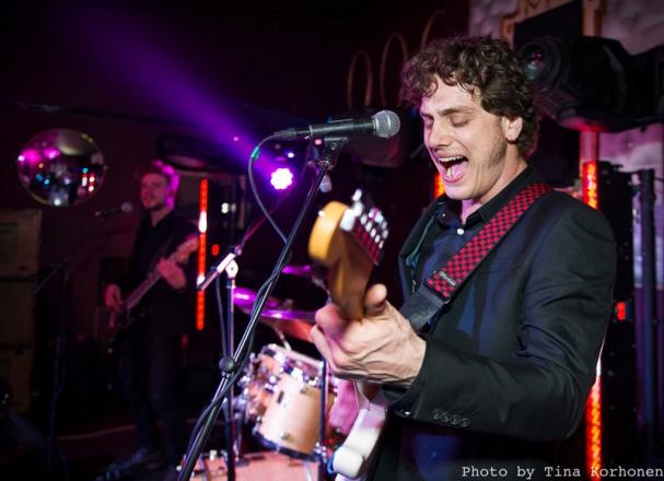Promo The Sean Jacks Band Country, Blues & Pop Band London