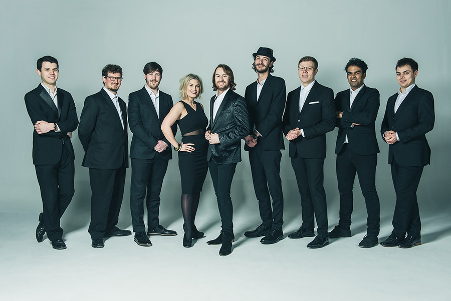 Promo Department Soul Party Band London