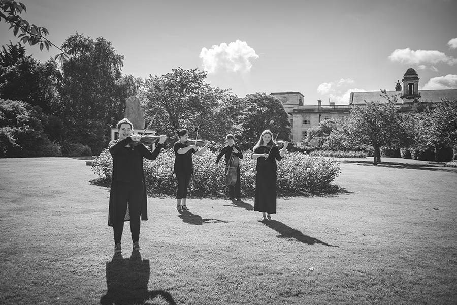 Promo The Royal Welsh Quartet String Quartet Cardiff, Glamorganshire