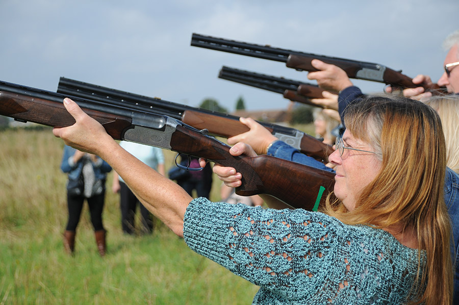 Promo Laser Clay Pigeon and Shooting Games Laser Clay Shooting Peterborough, Cambridgeshire