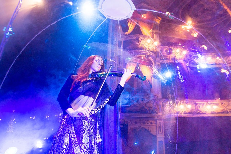 Promo The Music Sphere Electric Violinist West Midlands