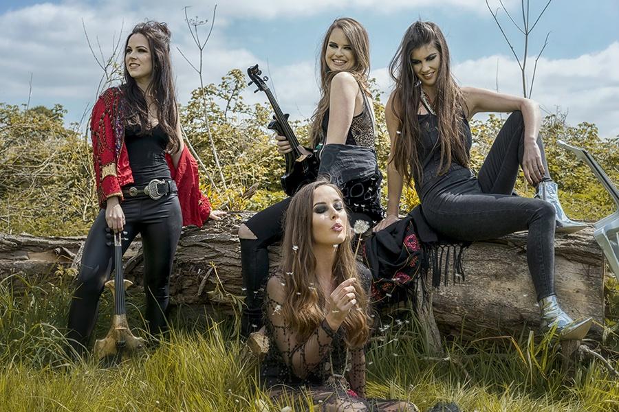 Promo Ventus Electric String Quartet  Berkshire