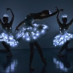 Promo LED Ballet Dancers Ballet Dancers London