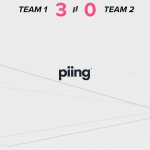 Promo Piing Team Building Manchester