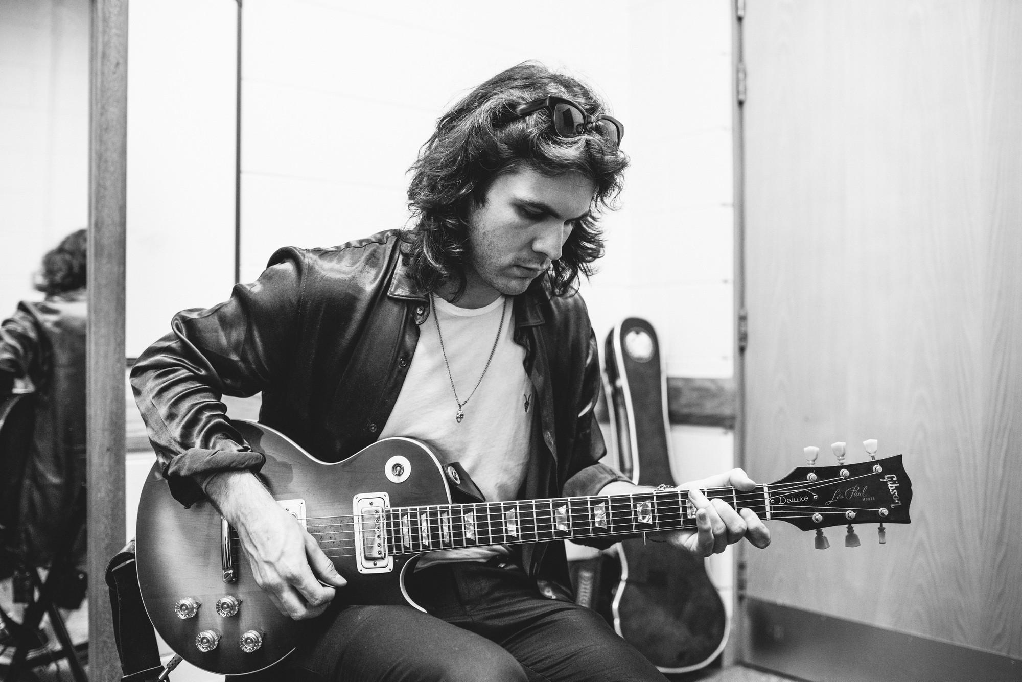 Promo Joseph Ocean Singer Guitarist North Yorkshire