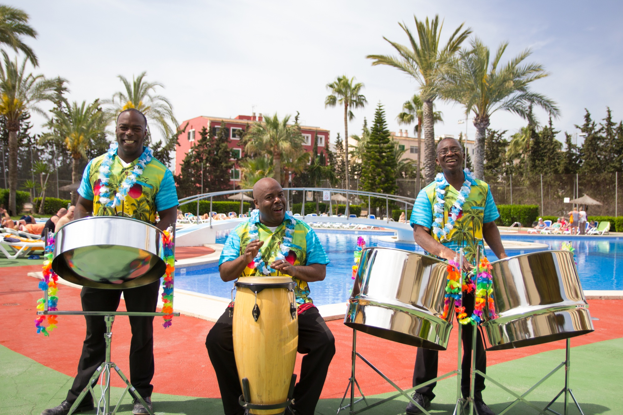 Promo The Island Boys Steel Band Steel Band Greater Manchester