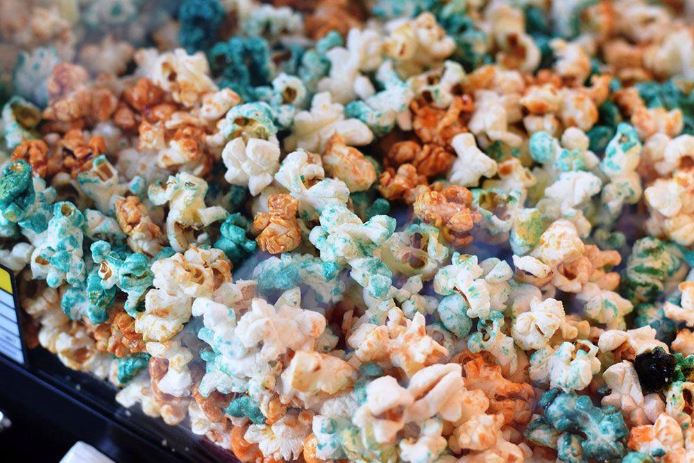 Promo Popcorn Galore Popcorn Cart Staffordshire