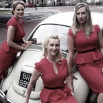 Promo The Barronelli Sisters Acapella group Merseyside