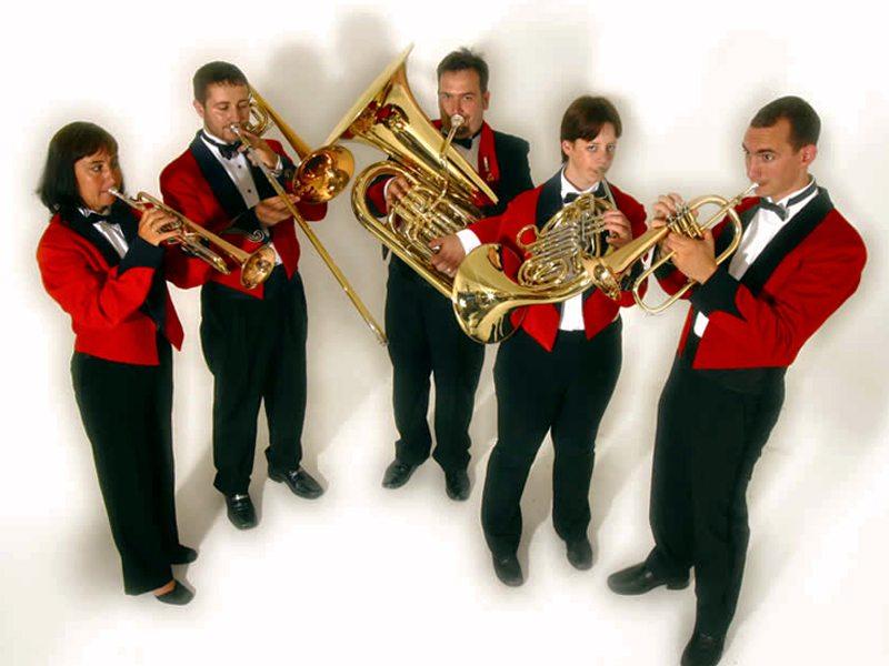 Promo Premier Brass Brass Band Kent