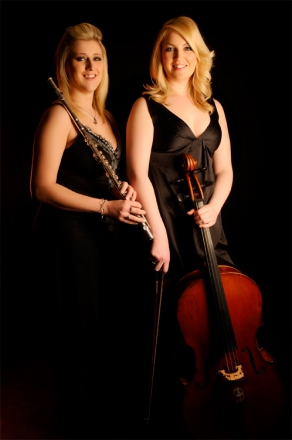 Promo Prestige Flute & Cello Duo London