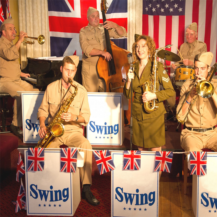 Promo Prestige Swing Rock n Roll Swing Band Hertfordshire