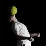 Promo Professional Football Freestyler Chris  Burnley, Lancashire