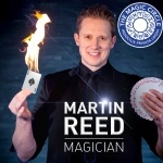 Promo Martin Reed Magician West Sussex