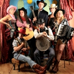 Promo The Last Saloon Barn Dance Band West Yorkshire