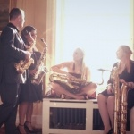 Promo The Soiree Sax Quartet  London