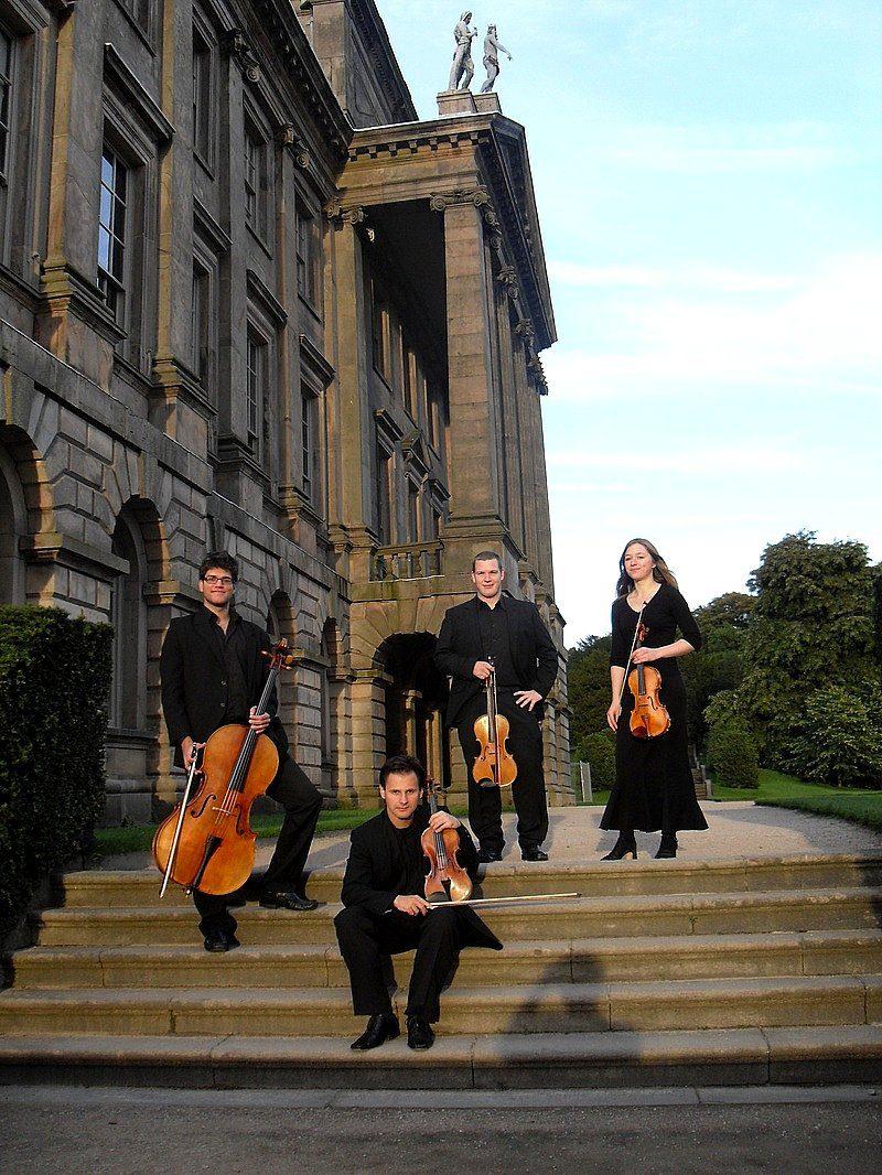 The Lancashire String Quartet | String Quartet Lancashire | Alive