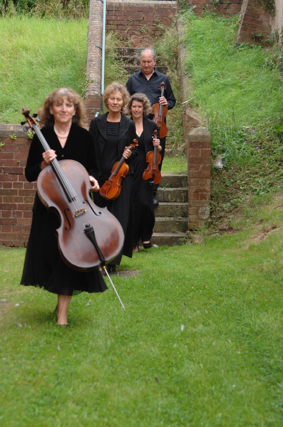 Promo Clifton String Quartet String Quartet Devon
