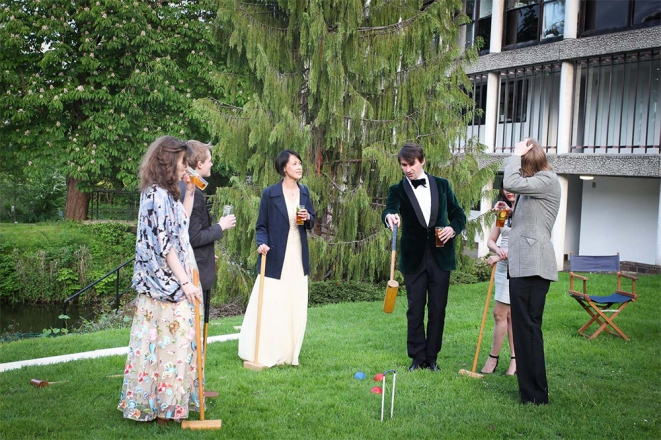 Promo Quintessentially Croquet Croquet Hire London