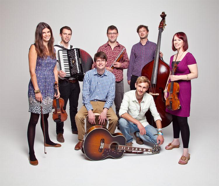 Promo Rabscallion Ceilidh Band West Midlands