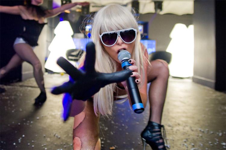 Promo (Lady Gaga) Radio Gaga Lady Gaga Tribute Hampshire