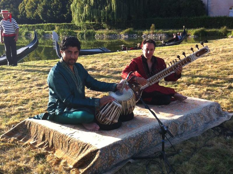 Promo Ravi (Sitar Player) Indian & Bollywood Band Essex