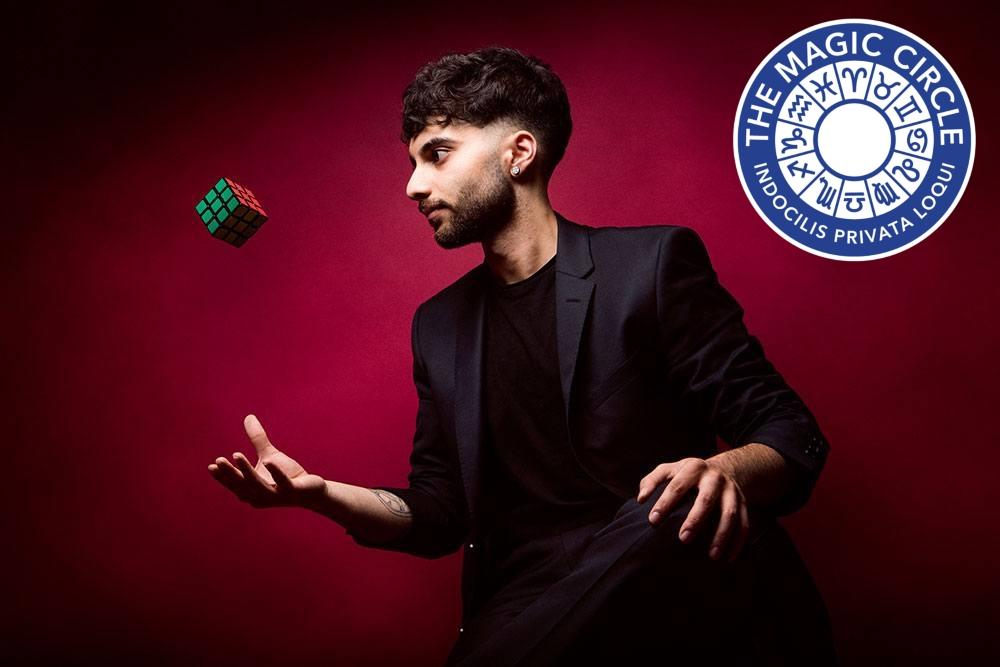 Promo RB Magic Magician Wiltshire
