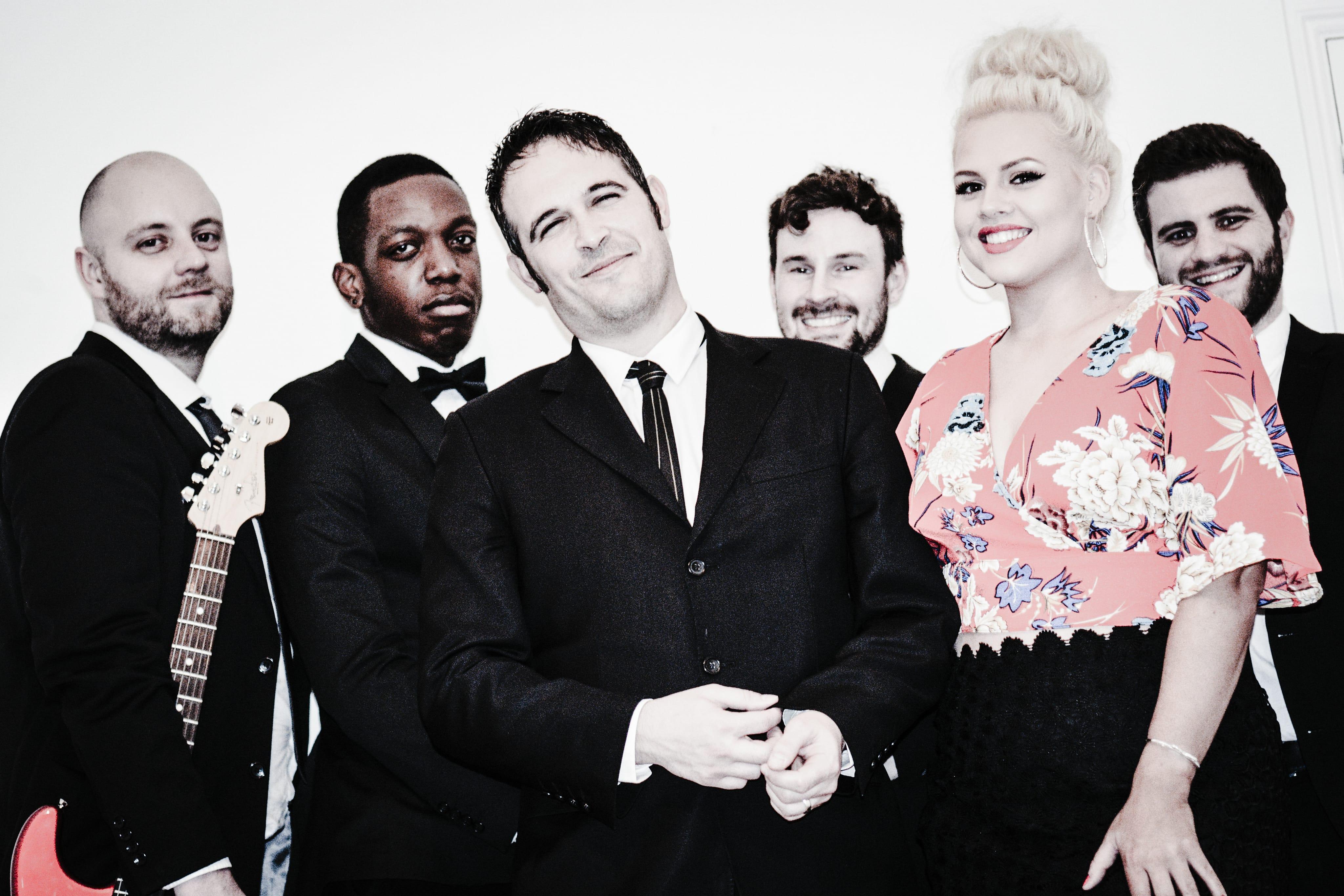 Promo The Dancefloor Heroes Soul Band Surrey