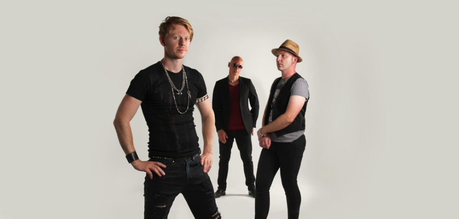 Promo Resident Heroes Rock and Pop Trio London