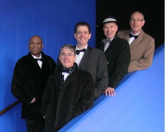 Promo The Retro Pack Jazz Band Surrey