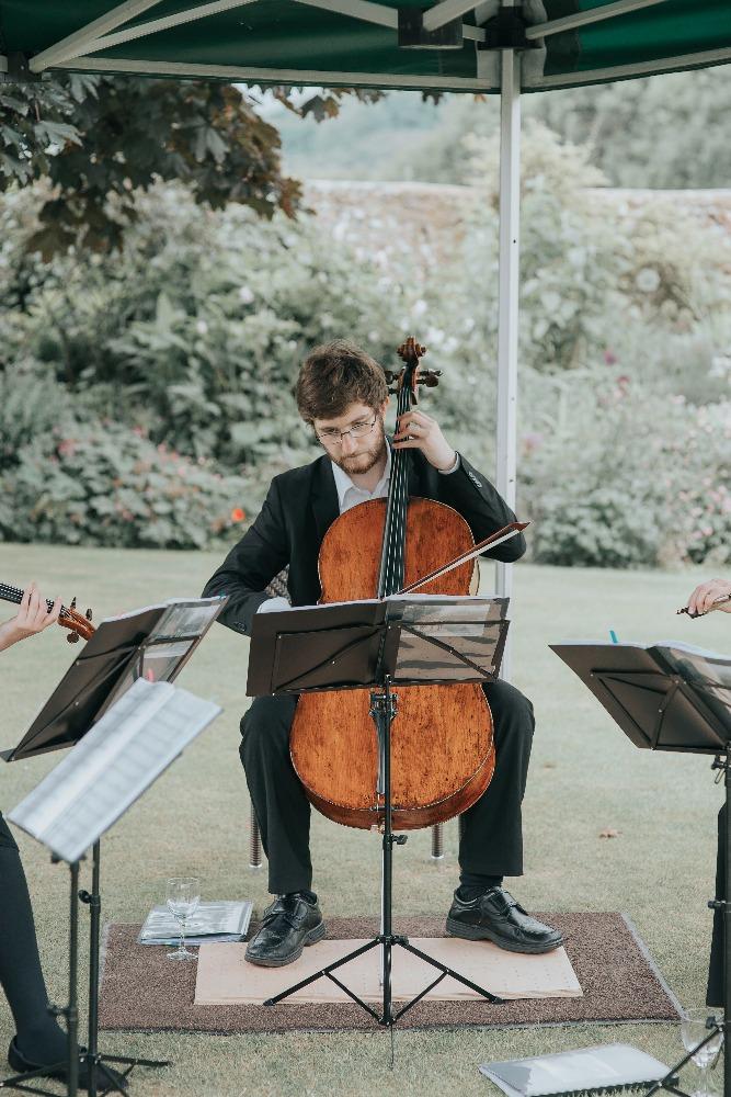 Promo Surrey Strings String Quartet London