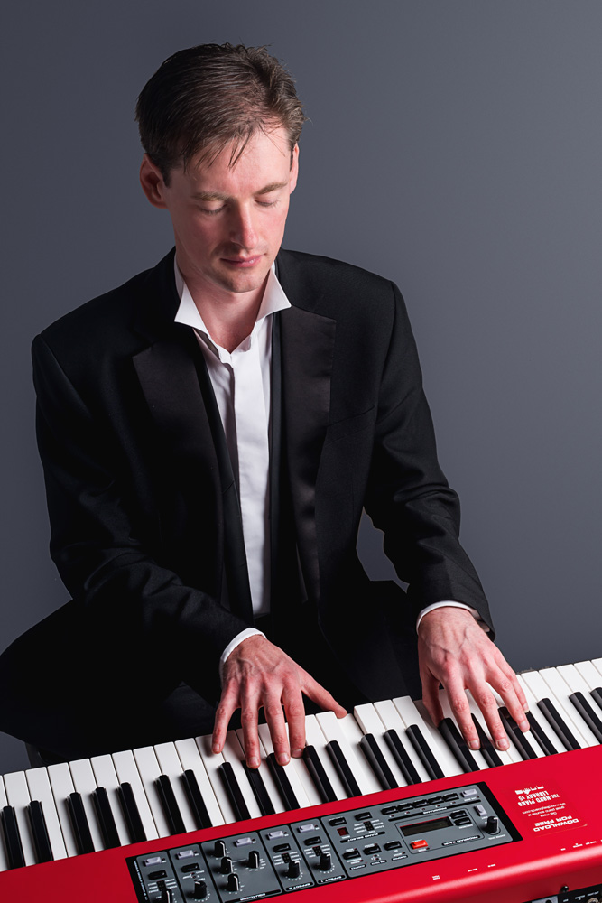 Promo Richie Keys Pianist Birmingham, West Midlands