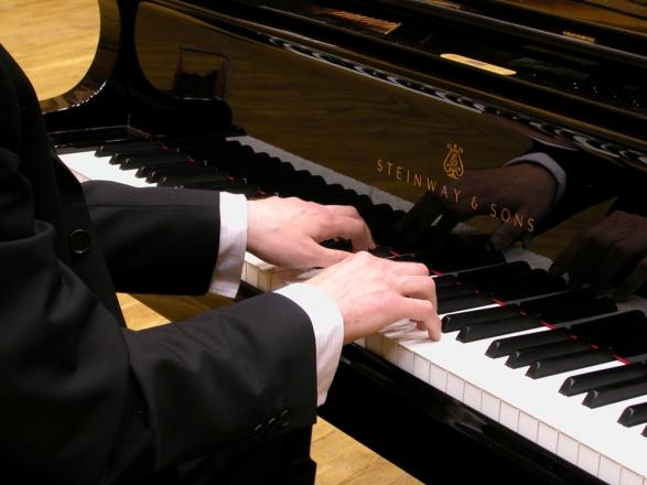 Promo Richie Keys Pianist West Midlands