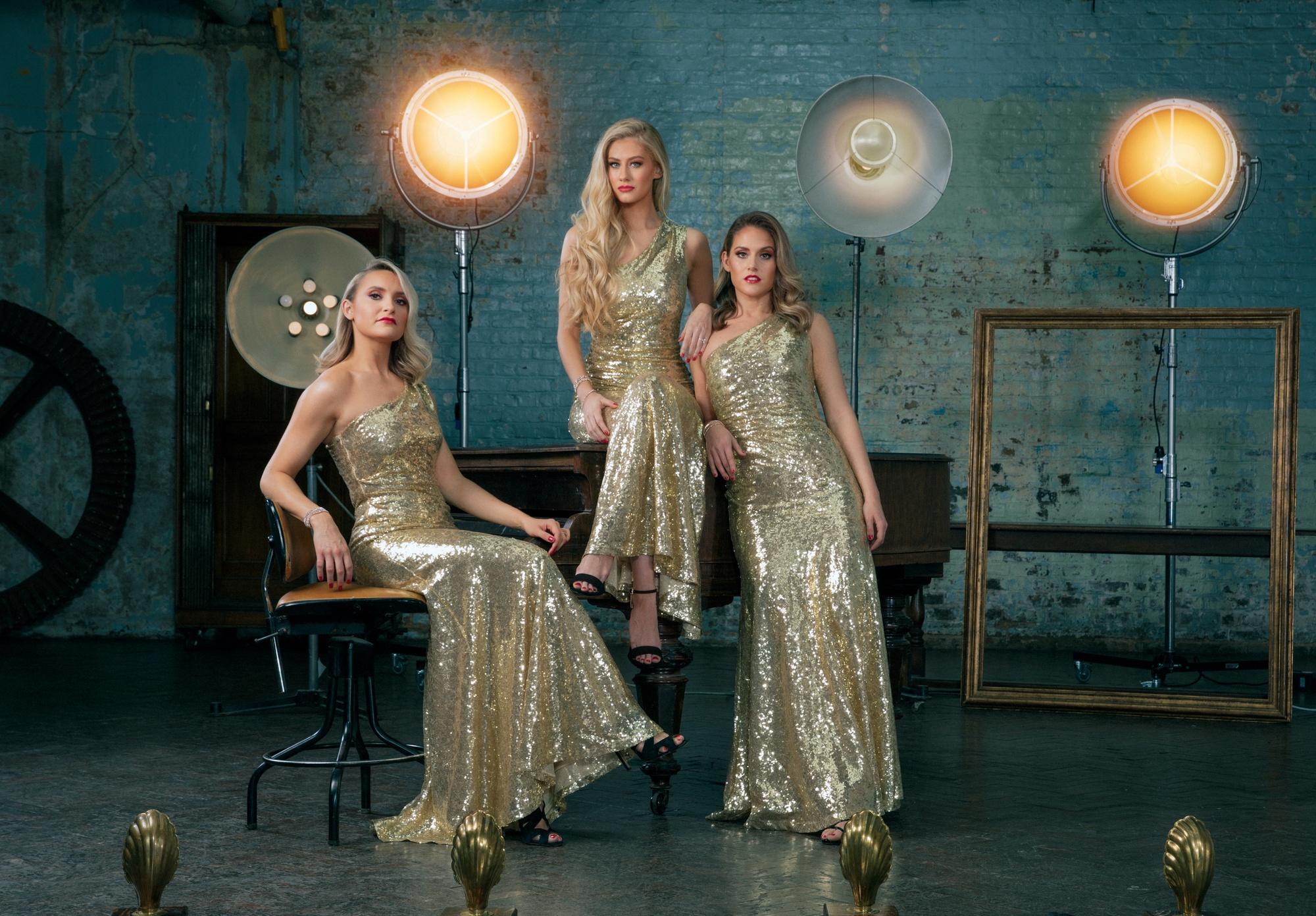 Promo The Roxettes Jazz Vocal Trio London