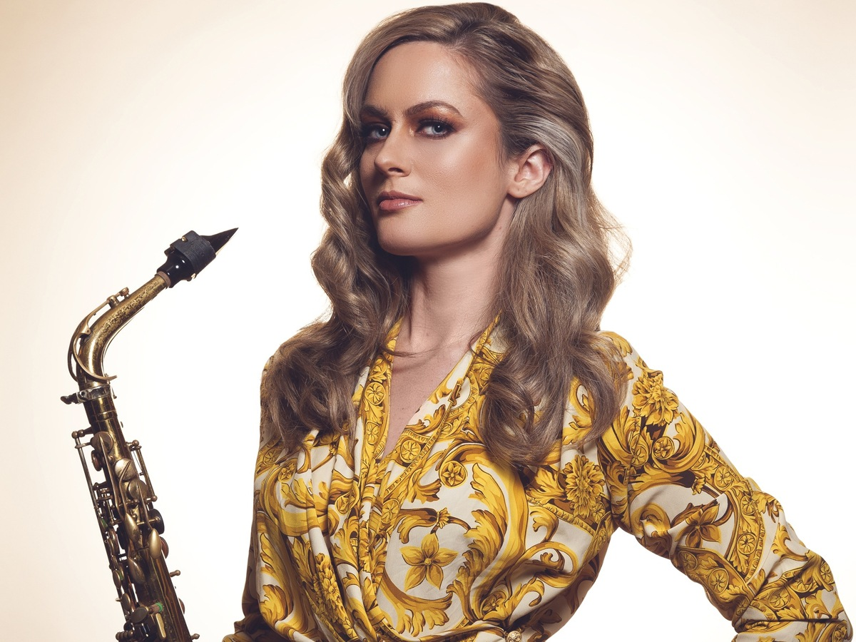 Promo Rose Sax Saxophonist London
