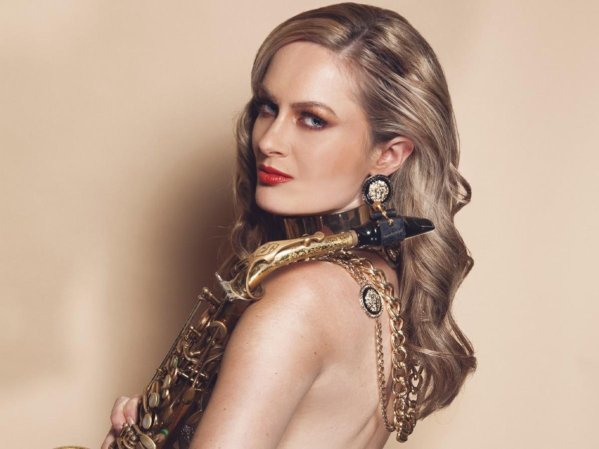 Promo Rose Sax Saxophonist London