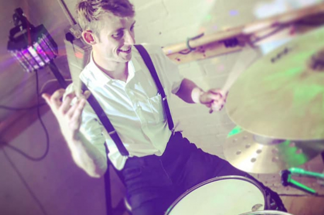 Promo Royal Monroe Function Band Derbyshire