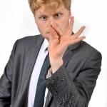 Promo Close Up Magician Russ Close Up Magician Staffordshire