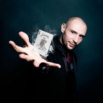 Promo Sam De Vere Magician Stockport, Cheshire