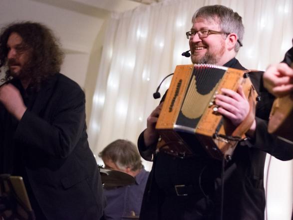 Promo Sandpiper Ceilidh Band Lancashire