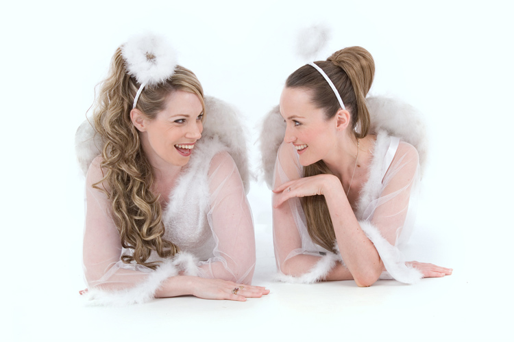 Promo Santas Singers Christmas Vocal Duo Cheshunt, Hertfordshire
