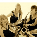Promo Sax on the Box Saxophone Quartet Bicester, Oxfordshire