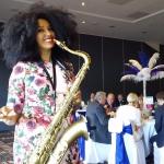 Promo Sax Goddess (Saxophonist)  Cheshire