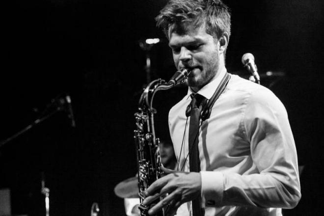 Promo Sax Weaves Saxophonist Merseyside