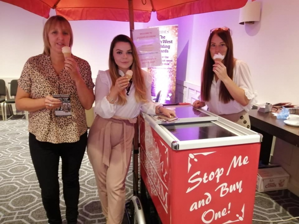 Promo Scoops Ice Cream Food & Drink Supplier Wrexham