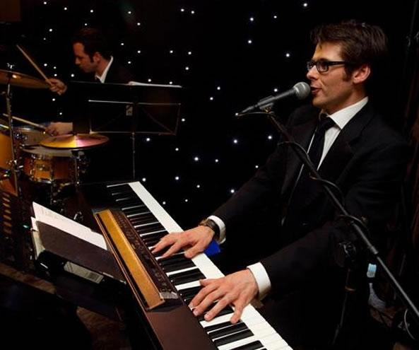 Promo Scott Grant Trio Jazz/ Rock and Pop Trio South Yorkshire
