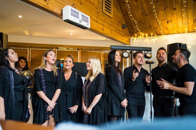 Promo Scottish Gospel Choir Gospel Choir Stirling