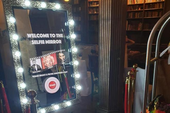 Promo Selfie Mirror Booth Selfie Mirror Cambridgeshire
